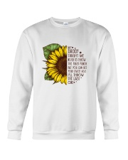 Throw The Last One Crewneck Sweatshirt thumbnail