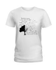 Blackbird Singing Ladies T-Shirt thumbnail