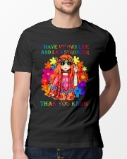 I Have My Own Life Classic T-Shirt lifestyle-mens-crewneck-front-13