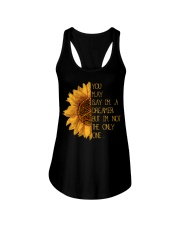 You May Say I'm A Dreamer Hippie Ladies Flowy Tank thumbnail