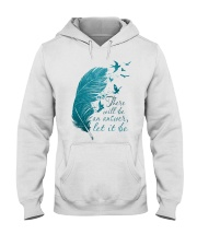 Let It Be 4 Hooded Sweatshirt thumbnail