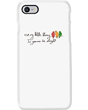 Every Little Thing Is Gonna Be Alright Hippie  Phone Case tile
