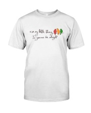 Every Little Thing Is Gonna Be Alright Hippie  Classic T-Shirt tile