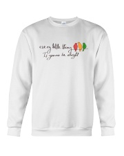 Every Little Thing Is Gonna Be Alright Hippie  Crewneck Sweatshirt tile