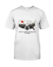What A Long Strange Trip Classic T-Shirt front