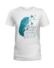 Whisper Words Of Wisdom 3 Ladies T-Shirt thumbnail