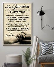 My Dear Grandma 11x17 Poster lifestyle-poster-1