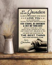 My Dear Grandma 11x17 Poster lifestyle-poster-3