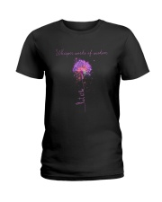 Whisper Words Of Wisdom 7 Ladies T-Shirt thumbnail