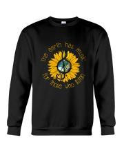The Earth Has Music Crewneck Sweatshirt thumbnail