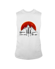 Here Comes The Sun Sleeveless Tee thumbnail
