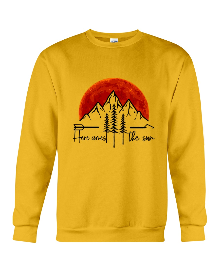 Here Comes The Sun Crewneck Sweatshirt