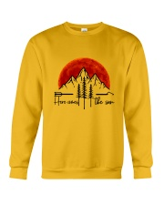 Here Comes The Sun Crewneck Sweatshirt front
