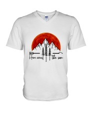 Here Comes The Sun V-Neck T-Shirt thumbnail