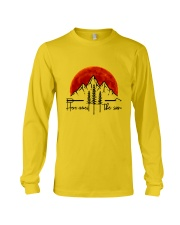 Here Comes The Sun Long Sleeve Tee thumbnail