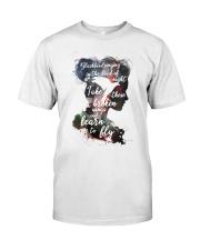 Blackbird Singing 1 Classic T-Shirt front