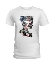 Blackbird Singing 1 Ladies T-Shirt thumbnail