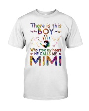 Call Me Mimi Classic T-Shirt front