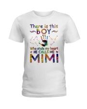 Call Me Mimi Ladies T-Shirt thumbnail