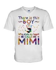 Call Me Mimi V-Neck T-Shirt thumbnail