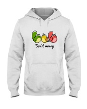 Don't Worry Hooded Sweatshirt thumbnail