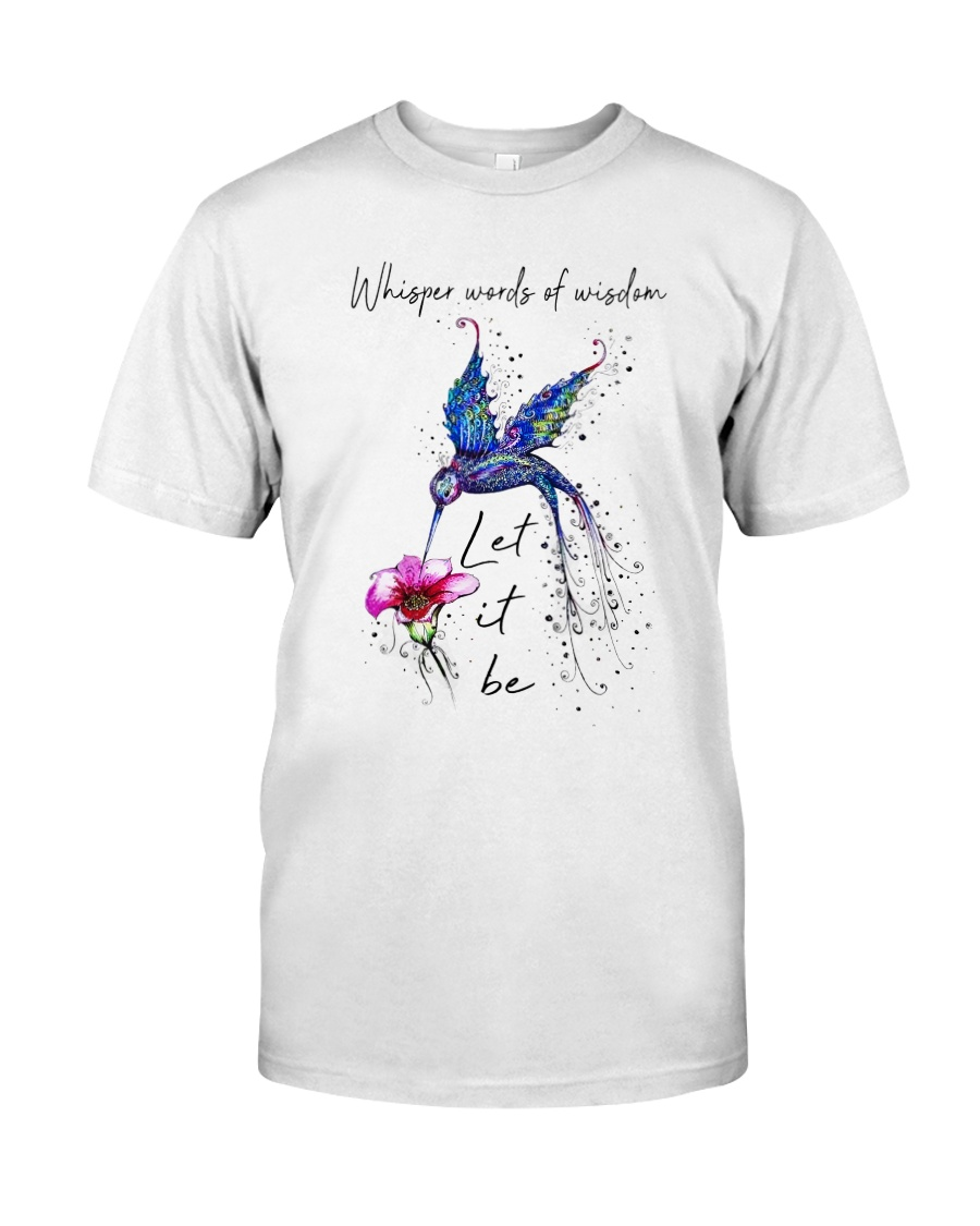 Whisper Words Of Wisdom Classic T-Shirt