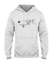 Imagine Hippie  Hooded Sweatshirt tile