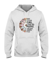 She Is A Good Girl 1 Hooded Sweatshirt thumbnail