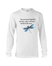 Touch Dragonflies And Stars Long Sleeve Tee thumbnail