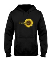 You Are So Beautiful Like The Sun Hooded Sweatshirt thumbnail