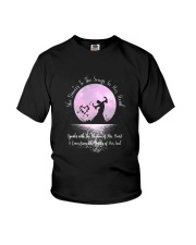 She Dances To The Song 1 Youth T-Shirt thumbnail