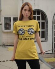 You May Say I'm A Dreamer Classic T-Shirt apparel-classic-tshirt-lifestyle-19