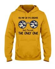 You May Say I'm A Dreamer Hooded Sweatshirt thumbnail
