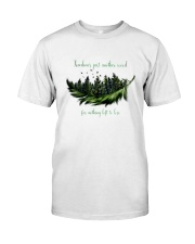 Freedom Is Just Another 1 Classic T-Shirt front