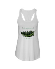 Freedom Is Just Another 1 Ladies Flowy Tank tile