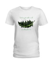 Freedom Is Just Another 1 Ladies T-Shirt thumbnail