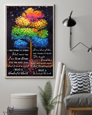 What A Wonderful World 11x17 Poster lifestyle-poster-1
