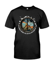 Be Kind In A World Classic T-Shirt thumbnail