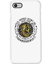 Old Hippie Do Not Die Phone Case thumbnail