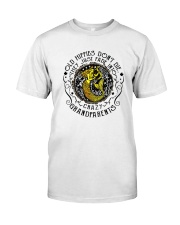 Old Hippie Do Not Die Classic T-Shirt thumbnail