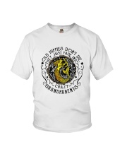 Old Hippie Do Not Die Youth T-Shirt thumbnail