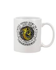 Old Hippie Do Not Die Mug thumbnail