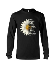 She Is A Good Girl Long Sleeve Tee thumbnail
