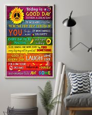 Today Is Good Day 11x17 Poster lifestyle-poster-1