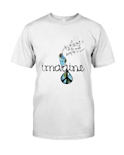 People Living Life In Peace 4 Classic T-Shirt thumbnail