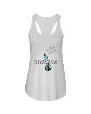 People Living Life In Peace 4 Ladies Flowy Tank thumbnail