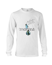 People Living Life In Peace 4 Long Sleeve Tee thumbnail