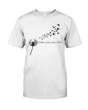 Whisper Words Of Wisdom Let It Be Hippie  Classic T-Shirt thumbnail