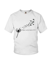 Whisper Words Of Wisdom Let It Be Hippie  Youth T-Shirt thumbnail