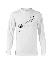 Whisper Words Of Wisdom Let It Be Hippie  Long Sleeve Tee thumbnail